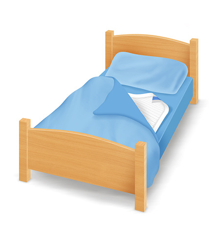 Bed Protector Packaging - PT Design & Illustration